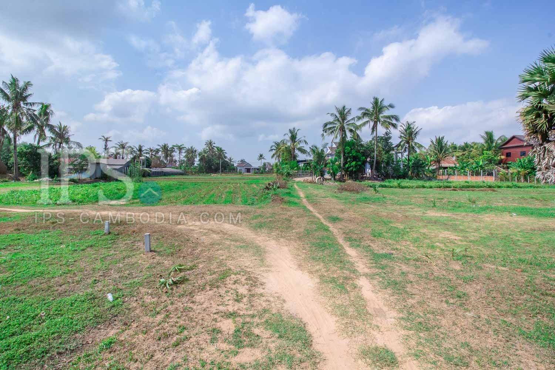 1329 sqm Land  For Sale - Chreav, Siem Reap