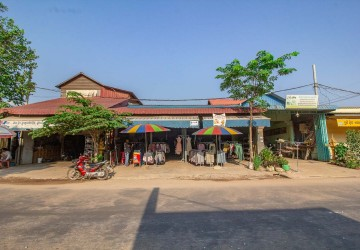 3 Bedroom House For Sale - Kouk Chak, Siem Reap