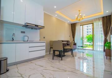 1 Bedroom Apartment For Rent -  Srah Chork, Phnom Penh