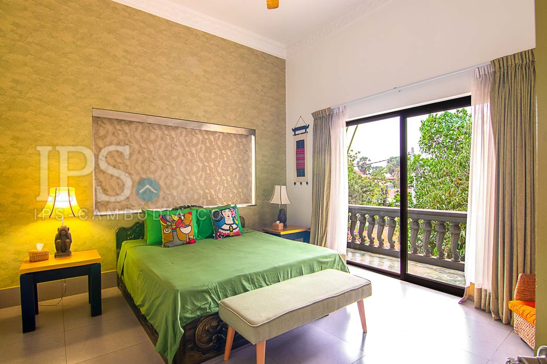 7 Room Business Boutique For Sale - Svay Dangkum, Siem Reap
