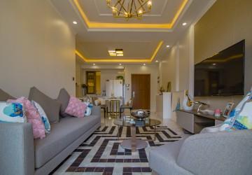 3 Bedroom Apartment For Rent -  Srah Chork, Phnom Penh