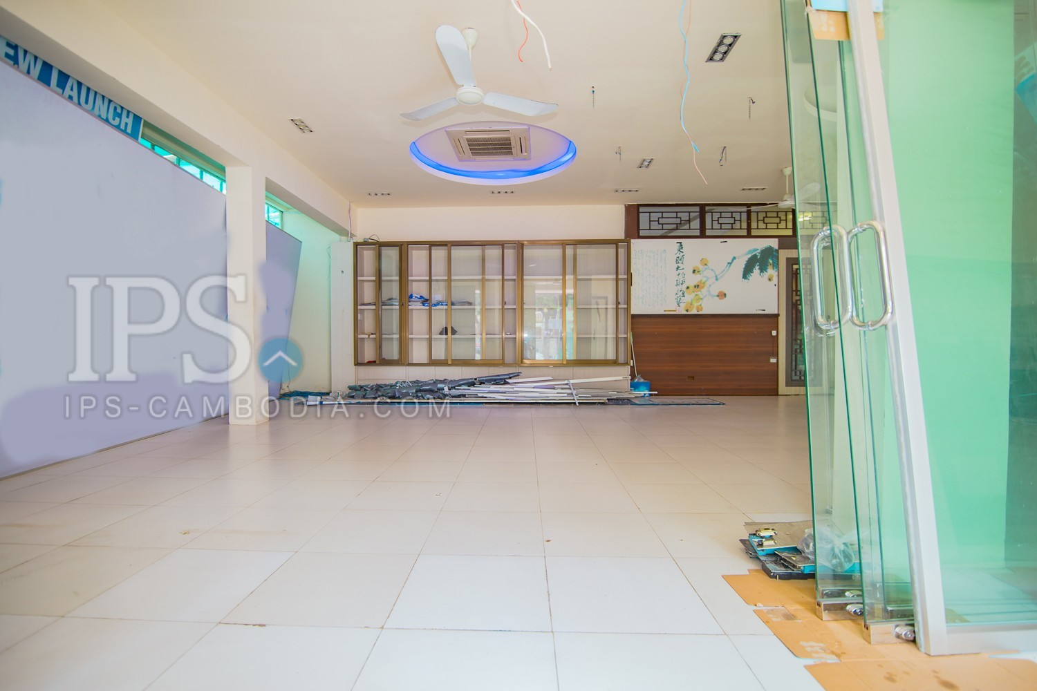 235 Sqm Office Space Retail Business For Rent - BKK1, Phnom Penh