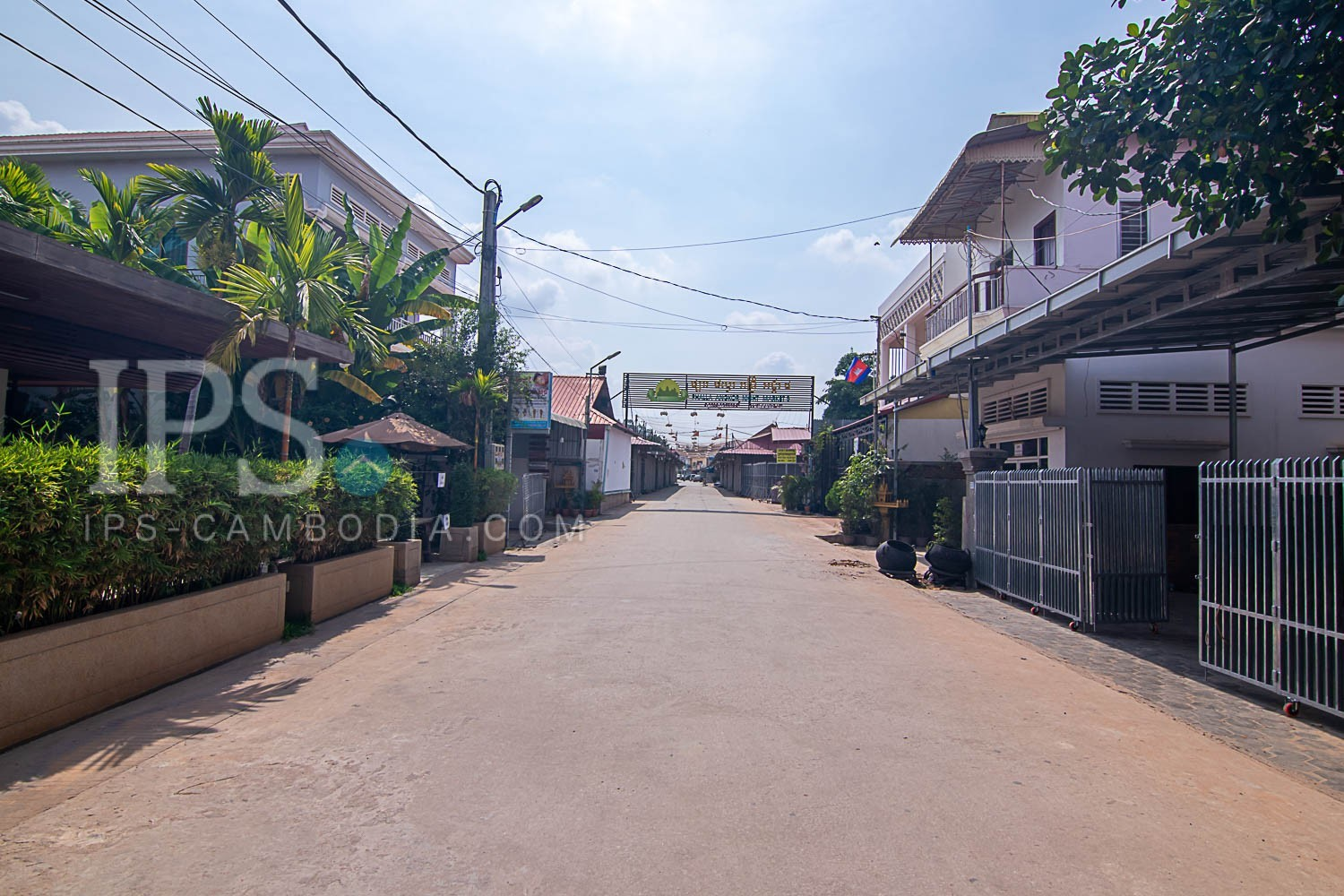 Restaurant Space For Rent - Night Market, Siem Reap