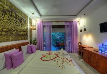 14 Room Boutique For Sale - Svay Dangkum, Siem Reap thumbnail