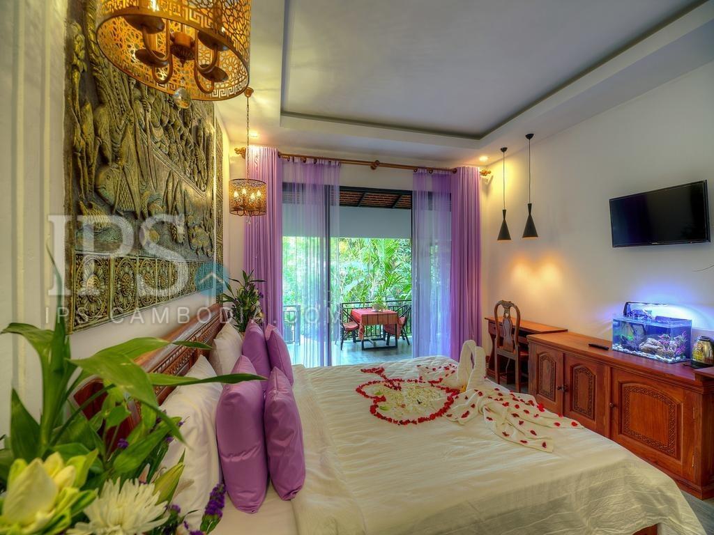 14 Room Boutique For Sale - Svay Dangkum, Siem Reap