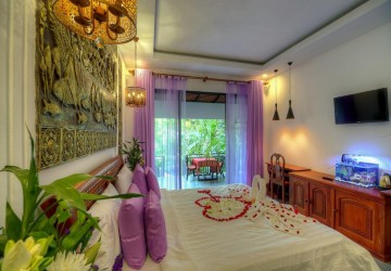 14 Room Boutique For Sale - Svay Dangkum, Siem Reap