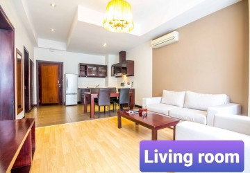 1 Bedroom Serviced Apartment for Rent - Tonle Bassac, Phnom Penh