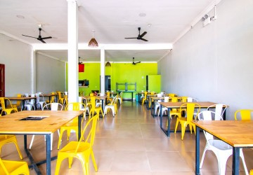Restaurant Space For Rent - Svay Dangkum, Siem Reap