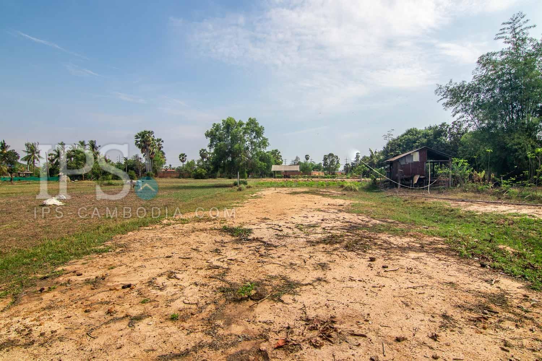 448 Sqm Land For Sale - Krabi Riel, Siem Reap