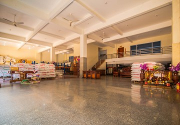 6,000 Sqm Commercial Building For Rent - Toul Kork, Phnom Penh