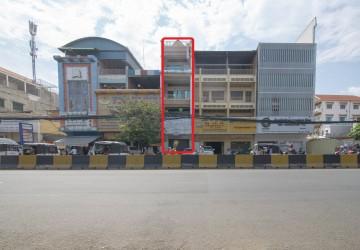 5 Bedroom Shop House For Rent - Tomnob Teuk, Phnom Penh