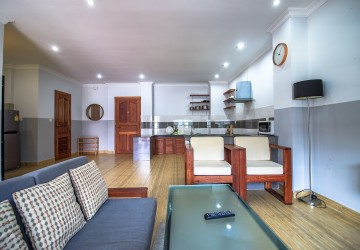 Serviced Apartment in BKK3 - One Bedroom