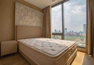 2 Bedroom Condo For Rent- Tonle Bassac, Phnom Penh