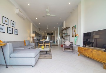 2 Bedroom Apartment For Rent - Riverside, Phnom Penh