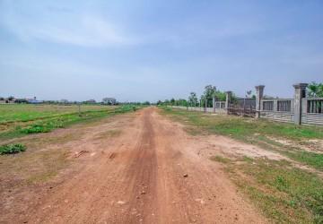1800 Sqm Land For Sale - Sra Ngae, Siem Reap