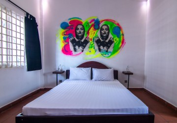 Studio Apartment For Rent - Night Market, Siem Reap