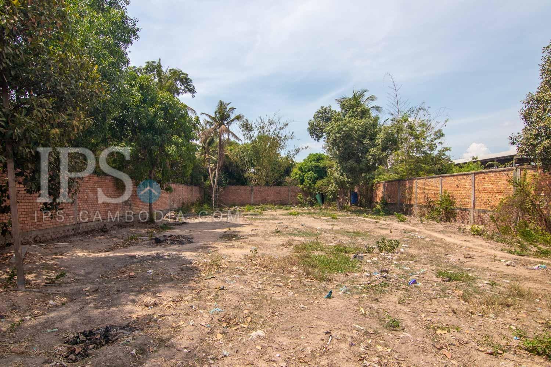 870 Sqm Land For Sale - Slor Kram, Siem Reap