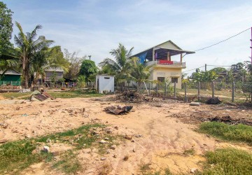 665 Sqm Land For Sale - Krabi Riel, Siem Reap