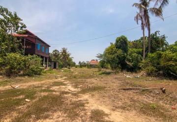 530 Sqm Land For Sale - Chreav, Siem Reap