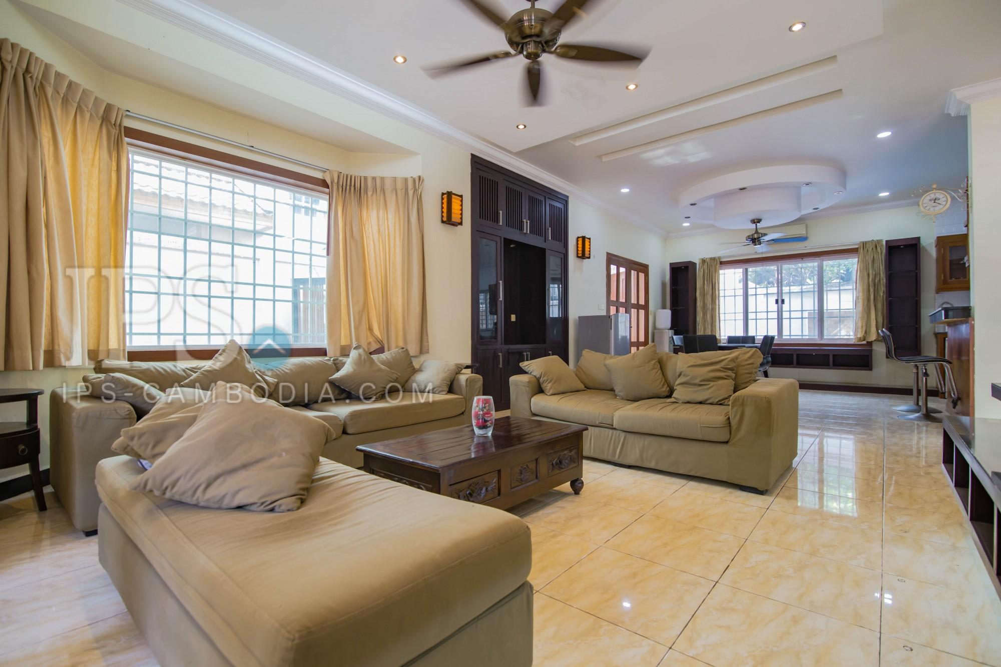 5 Bedroom Villa For Sale - Bassac Garden City, Phnom Penh