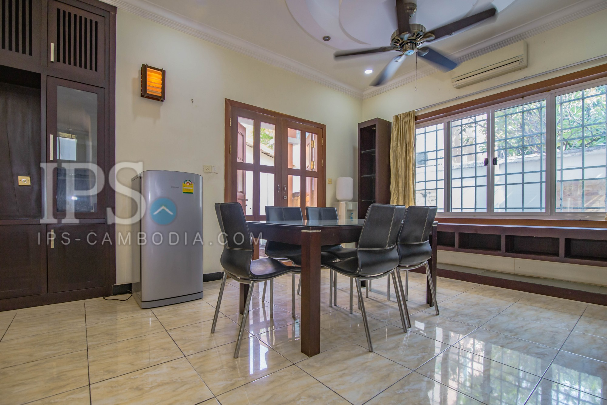 5 Bedroom Villa For Rent - Bassac Garden City, Phnom Penh