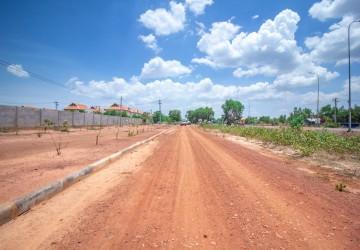4455 Sqm Land For Rent - Slor Kram, Siem Reap