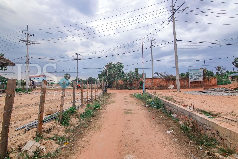300 Sqm Land For Sale - Khnar, Siem Reap