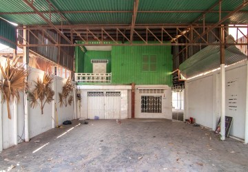 Restaurant Space For Rent - Old Market / Pub Street, Siem Reap