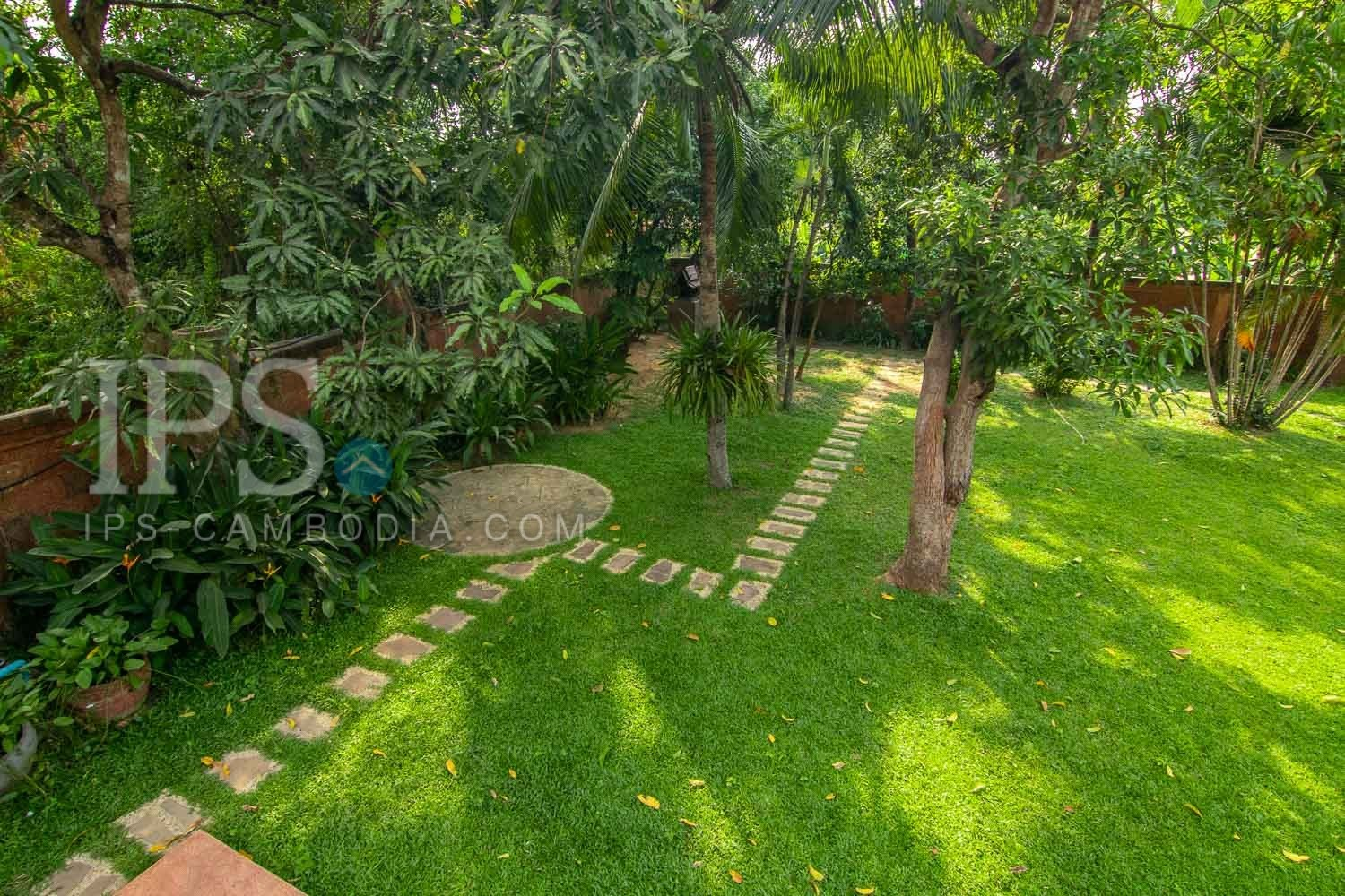 Khmer Heritage Home For Sale - Wat Damnak, Siem Reap