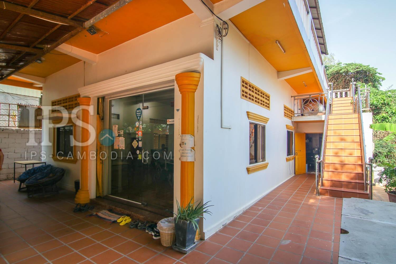 3 Bedroom House For Sale - Old Market / Pub Street, Siem Reap