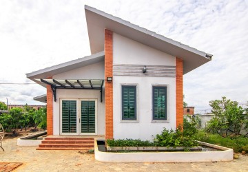 1090 Sqm Land and 2 Bedroom Villa For Sale - Chreav, Siem Reap