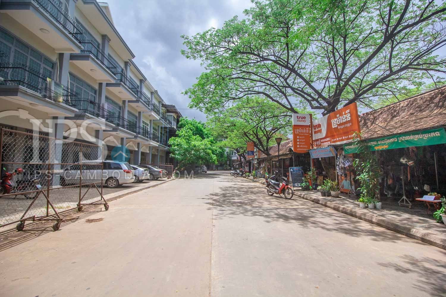 6 Shop Houses for Sale in Siem Reap - Charming City