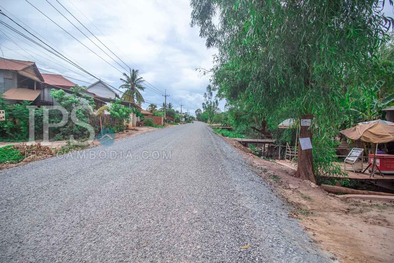 599 Sqm Land For Sale - Chreav, Siem Reap