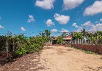345 Sqm Land For Sale - Chreav, Siem Reap