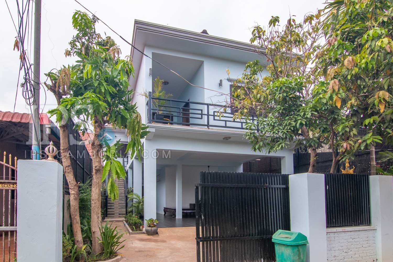 5 Bedroom Villa For Sale - Slor Kram, Siem Reap