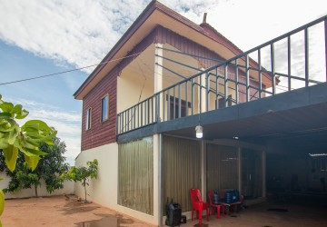 5 Bedroom Wooden House For Sale - Chreav, Siem Reap
