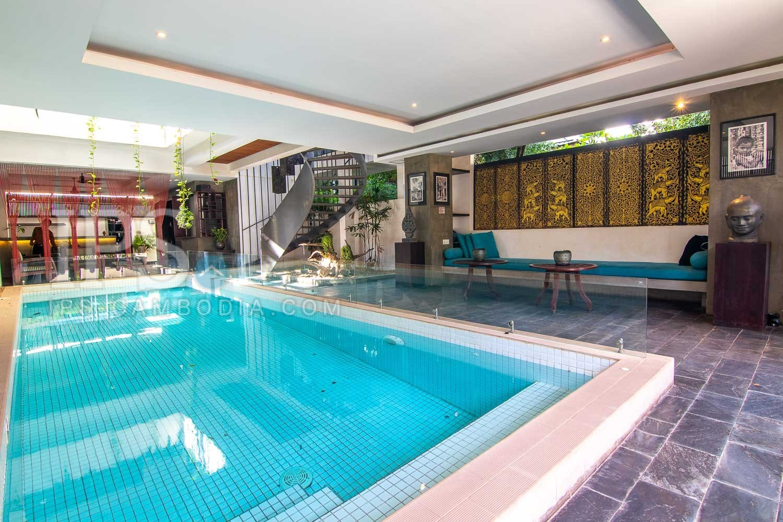 10 Bedroom Hotel For Sale - Night Market area, Siem Reap