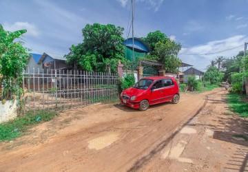 125 Sqm Land For Sale - Chreav, Siem Reap