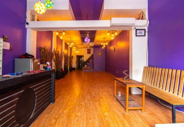7 Bedroom Spa Space For Rent - Pub Street, Siem Reap