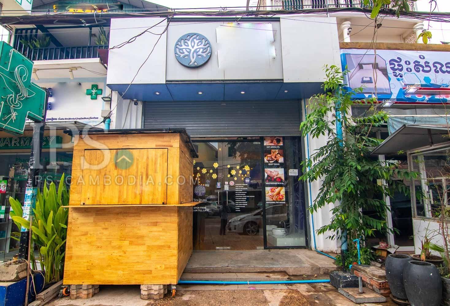 7 Bedroom House For Sale - Pub Street, Siem Reap