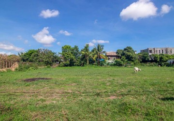 2,750 sq.m. Land For Rent - Sala Kamreuk, Siem Reap