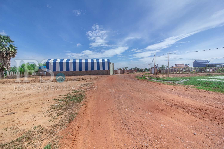 3050 Sqm Land For Sale -  Kandaek, Siem Reap