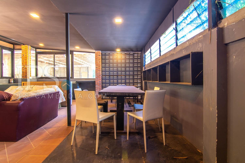 2 Bedroom House  For Rent in Slor Kram, Siem Reap