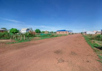 375 Sqm Land For Sale - Chreav, Siem Reap