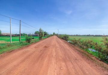 2883 Sqm Land For Sale - Chreav, Siem Reap