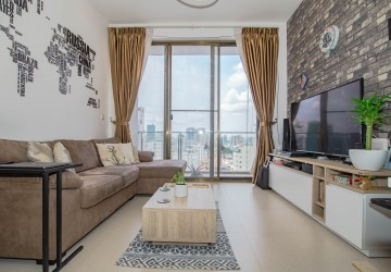 2 Bedroom Apartment For Sale - BKK3, Phnom Penh