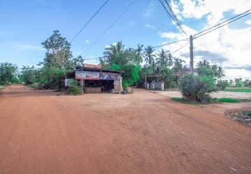 208 Sqm Land For Sale - Sra Ngae, Siem Reap