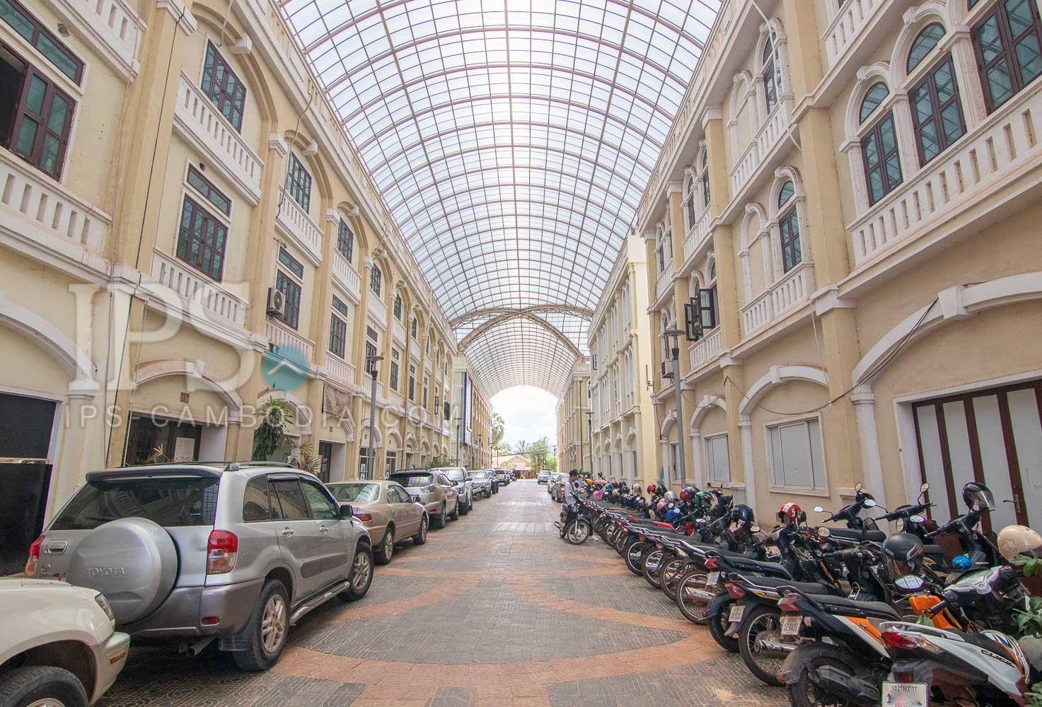 4 Bedroom Flat For Rent - Svay Dangkum, Siem Reap