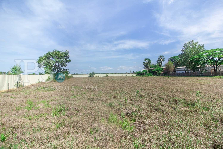 6000 Sqm Land For Rent - Svay Dangkum, Siem Reap