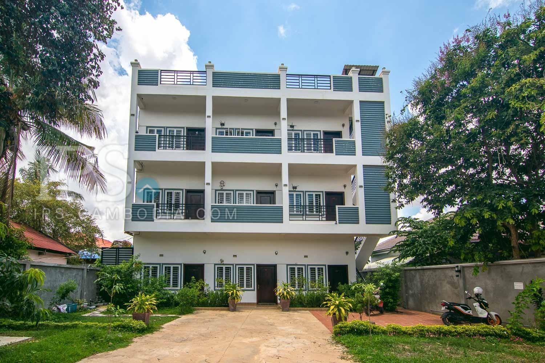 Studio Unit For Rent - Svay Dangkum, Siem Reap